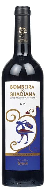 Bombeira do Guadiana Syrah