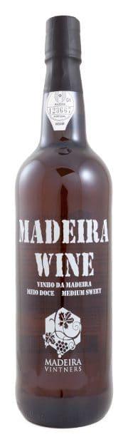 Vinho Madeira Meio Doce