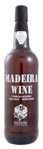 Vinho Madeira Meio Seco